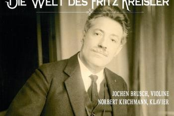 CD Cover Kreisler