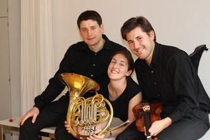 Bild des Trios